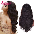 Peruvian Lace Frontal Wig Body Wave Glueless Full Lace Human Hair Wigs With Baby Hair Lace Front Human Hair Wigs For Black Women