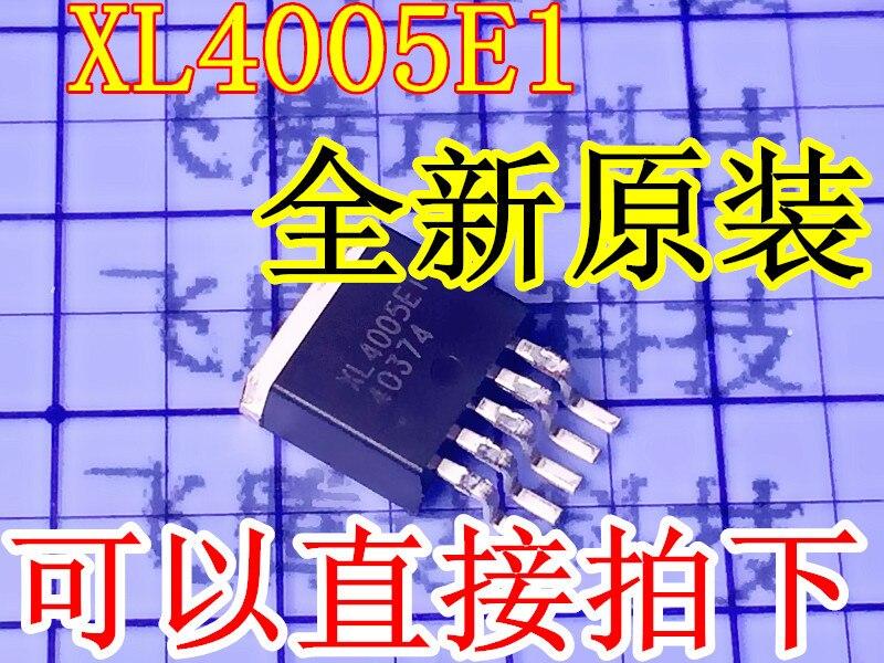 5 Original xl4005e1 xl4005 To-263 32v//5a//300khz