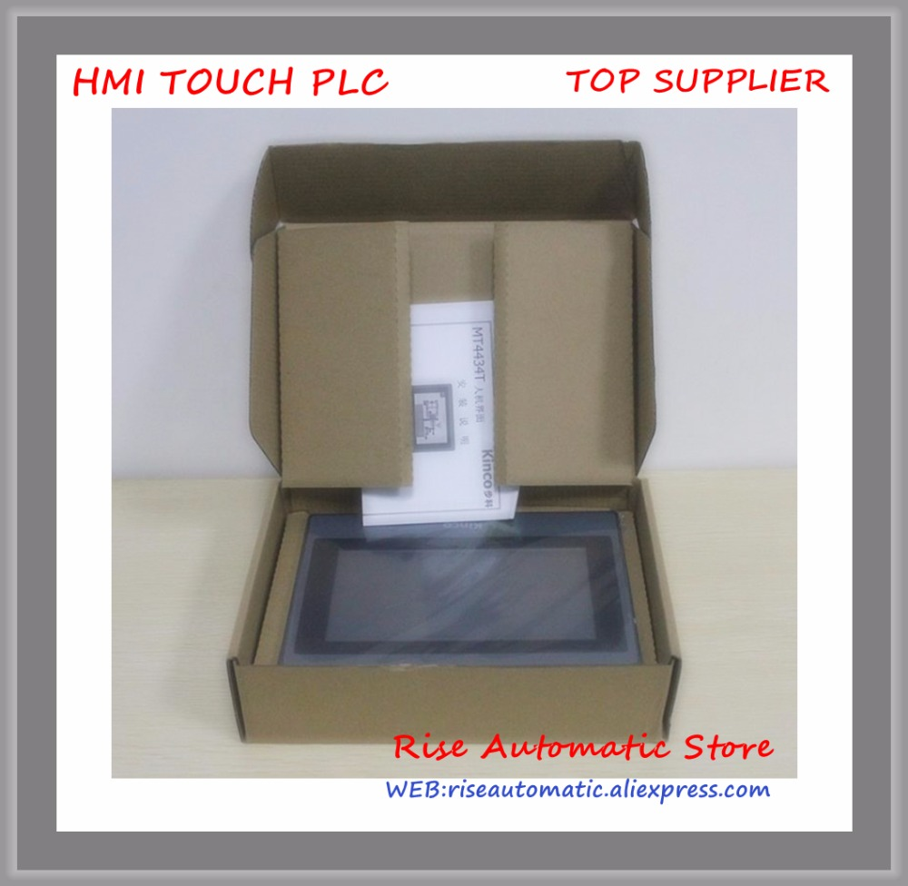 New Original 7 Inch Tou ch Scr een With HMI MT4434T MT4414T MT4434TE new original hmi tou ch scr een mt4403t mt4230t 100% test good quality