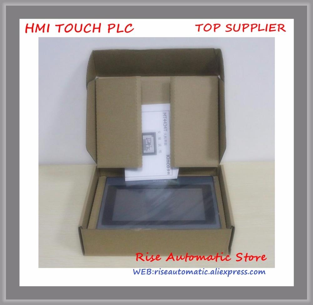 все цены на New Original 7 Inch Tou ch Scr een With HMI MT4434T MT4414T MT4434TE онлайн