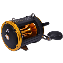 Haibo Sword 640 4.3:1 6BB trolling fishing reels,BIG GAME REEL,jigging reel for deep sea Free shipping