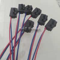 Micro interruptor de bloqueo de puerta izquierda + derecha para V-W pas-st B5 Golf 4 MK4 3BD998785 3BD998786