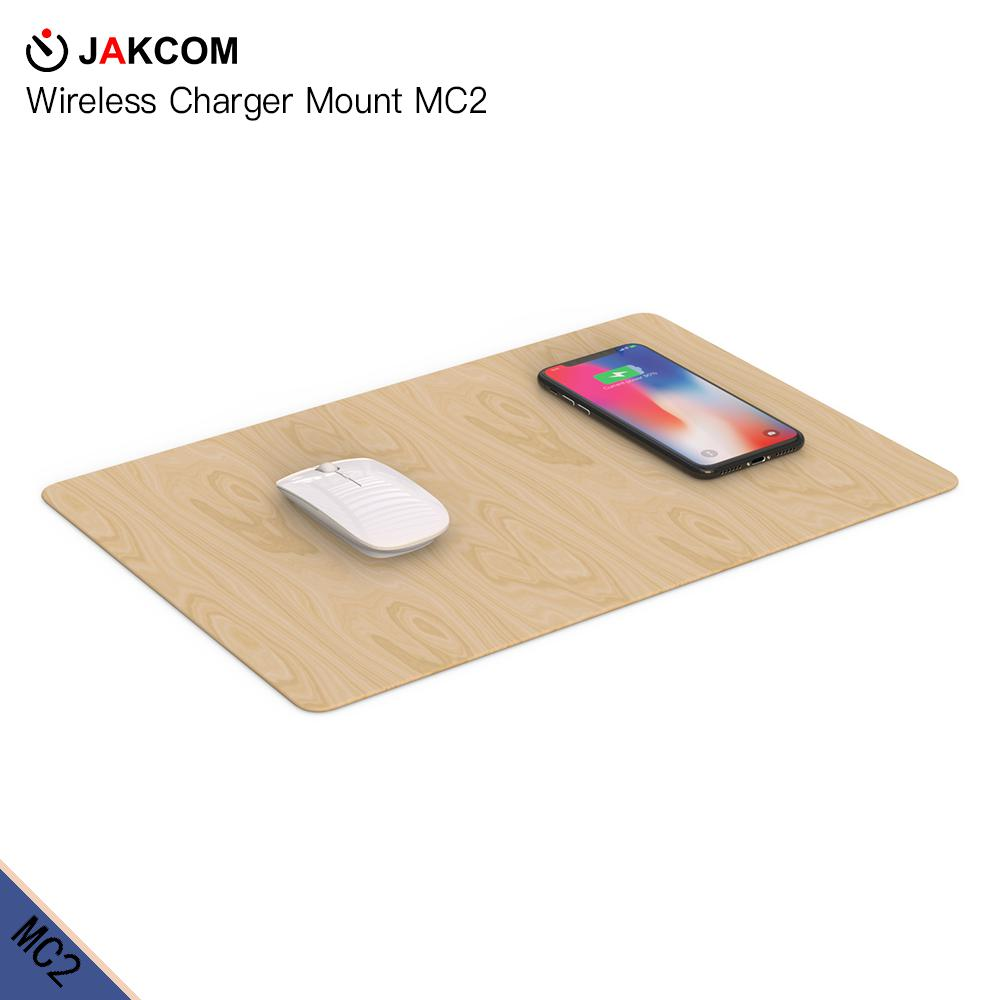 JAKCOM MC2 Wireless Mouse Pad Charger Hot sale in Chargers as cargador inalambrico liitokala lii500 andoer