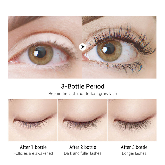 Eyelash Growth and Repair Serum