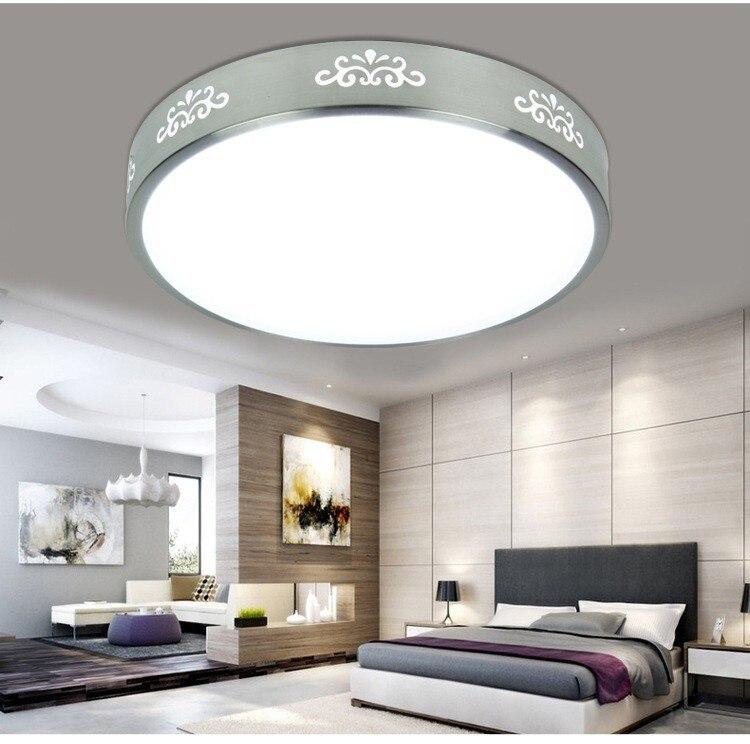 Alumínio LEVOU Lâmpadas de Teto ceilinglights Home & Commercial