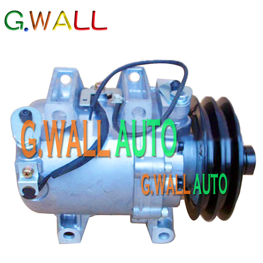 Buy High Quality Cr14 Ac Compressor For Car Isuzu D Kompresor Daihatsu Gran Max Sanden Assy Pick Up Kb250 Kb300 Kb250kb300 7897236 6371 8973694150 From Reliable