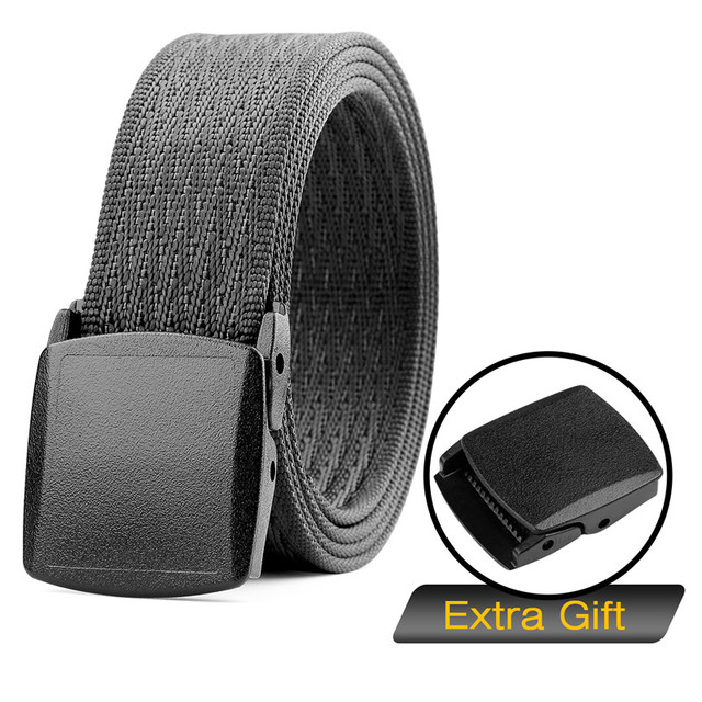 JASGOOD 2017 Military Belt Outdoor Nylon Tactical Belts for Men   Women  High Quality with Plastic Buckle Ceinture Homme cfb2448010