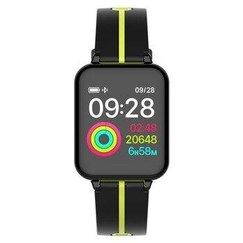 B57 men smart watch IP67 waterproof smartwatch heart rate monitor multiple sport model fitness tracker women wearable devices