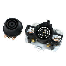 2 in 1 Spare Part 3 Pin Tip Thermostat Set 10A 250V Volts AC for Electric Kettle