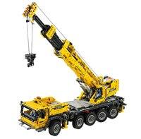 LEPIN 20004 2667 Pcs kompatibel 42009 Technik Motor Power Mobile Kran Mk II Modell Bausteine Ziegel Spielzeug blocos de montar