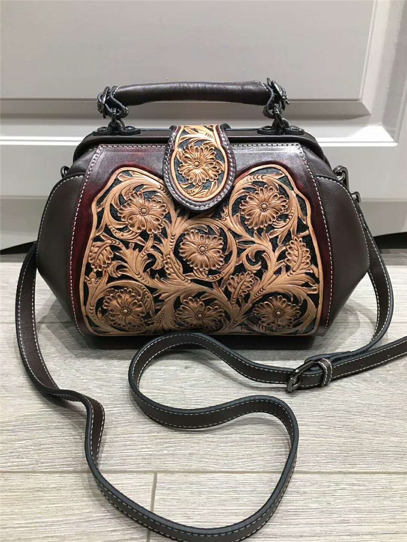 Real Leather Ladies Women Genuine Leather Handmade Handbag Shoulder Bag High Quality Designer Luxury Crossbody Bag safebet 2018 fashion shoulder bag high quality designer luxury women 100% genuine leather genuine leather waterproof handbag