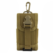 Water Resistance Tactical Molle Cell Phone Bag Pouch Mobile Phone Holster