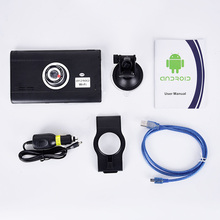 Xgody 7 inch Android Navigator Car Gps Navigation Dvrs 512M+ 8GB