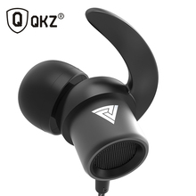 Genuine Brand Earphone QKZ CK1 Zinc Alloy In-Ear Stereo Earbuds Super Bass Music Headset With Mic For Cell Phone