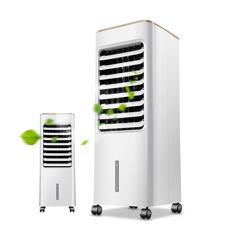 Movable Mini Portable Air Conditioner Home 3 Gear Wind Speed Air Cooling Fan 5L Water Tank Mini Fans 50W White ...