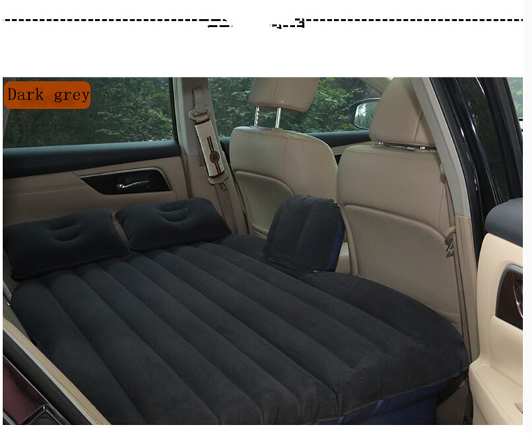 avtomobil potovanje napihljivi zračni blazini hrbtni sedež - Dodatki za notranjost avtomobila - Fotografija 2