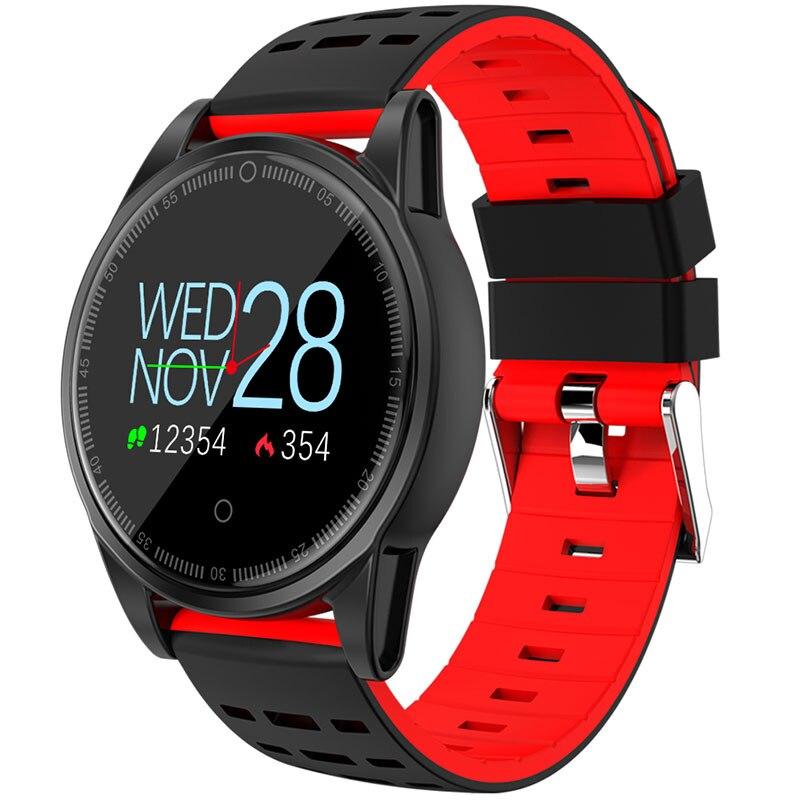 Bluetooth R13 Smart Watch Men Women Heart Rate Monitor Blood Pressure Pedometer Running Fitness Tracker Sport