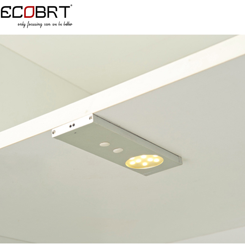 Buy ecobrt 12v 2w led sensor cabinet for Door with light
