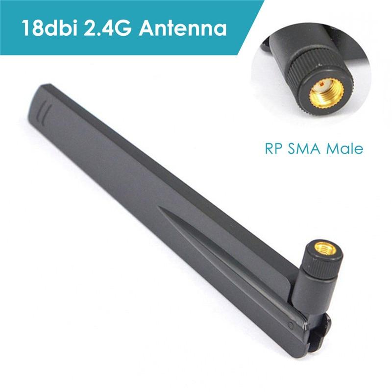 Soonhua 2 4ghz Wifi Antenna 18 Dbi Aerial Rp Sma Male