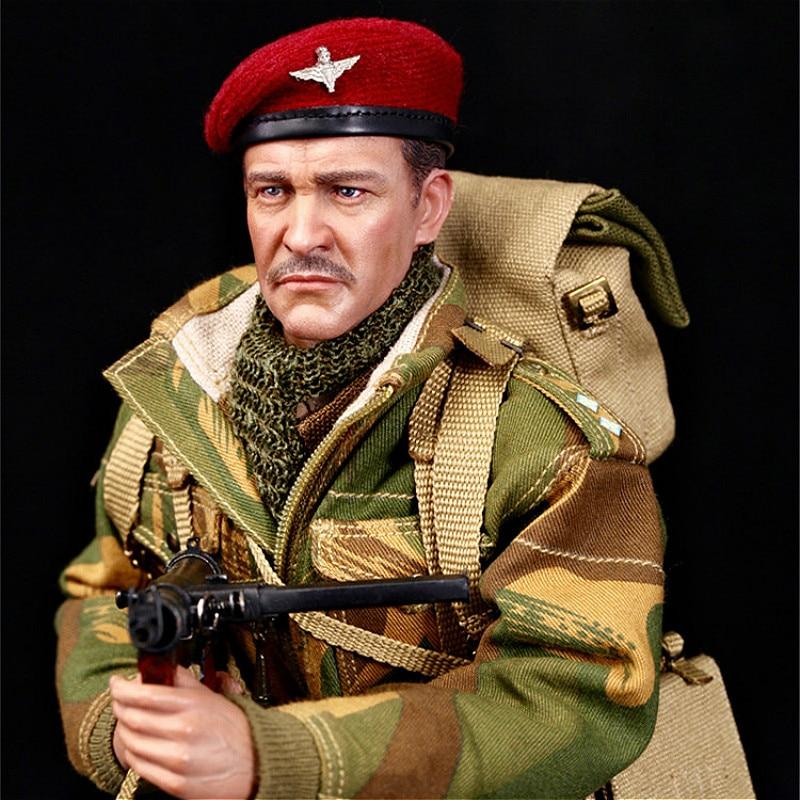DID K80136 1//6 WWII British Airborne Red Devils Solider 12in Action Figures