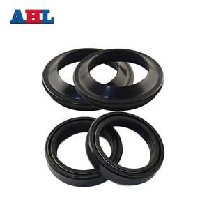 41x54x11 Motorcycle Front Fork Damper Oil Seal & Dust Seal For HONDA CB750 XL650 TRANSALP 2000-06 Motorbike Bike Shock Absorber(China)