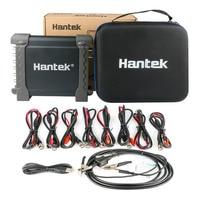 Hantek Oscilloscope Digital Osciloscopio 1008C Automotive Portable Generator 1008C USB 8 Channels Multimeter Oscilloscope