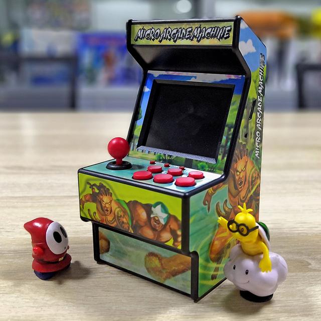 Máquina de Arcade Portátil Clásica Retra 156 en 1