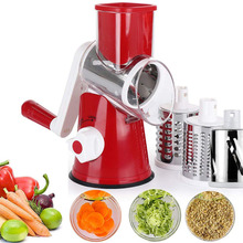 Carrot Grater For Cutting Vegetables 3 Hand Blade Potato &Tomato& Onion Slicer Cutter Shredder Kitchen Tools Accessories