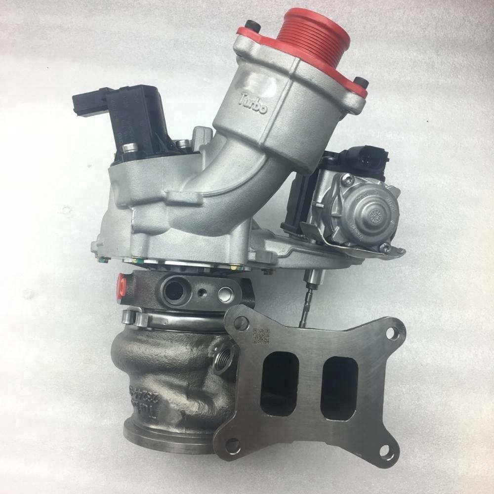 Xinyuchen turbocharger for IS38 Turbo 06K145722H 06K145702N 06K14561D turbocharger For Audi A3 2.0T VW Golf Turbocharger     - title=