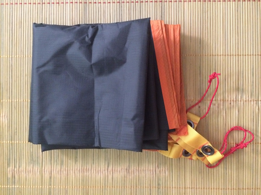3F UL GEAR Outdoor Waterproof Camping Shelter Tent Tarp Footprint Groundsheet Blanket Mat For MSR Hubba 1 2 3 Person