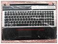 Оригинальный новый ноутбук клавиатура с c чехол для samsung RF511 RF510 BA75-02675H Греческий макет