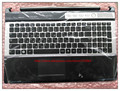 original new laptop keyboard with c case shell for samsung RF511 RF510 BA75-02675H Greek layout