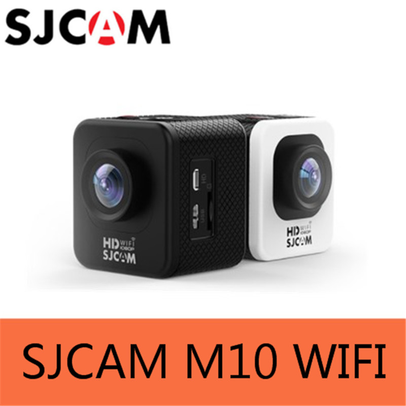 Original SJCAM M10 WIFI Full HD Mini Action Camera 30M Waterproof Camera 1080P Sports DV 1.5 LCD Car Dvr