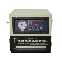 Auto LCD height adjustable LY 818 digital OCA laminating machine 8 inches 220V 110V mobile phone repair