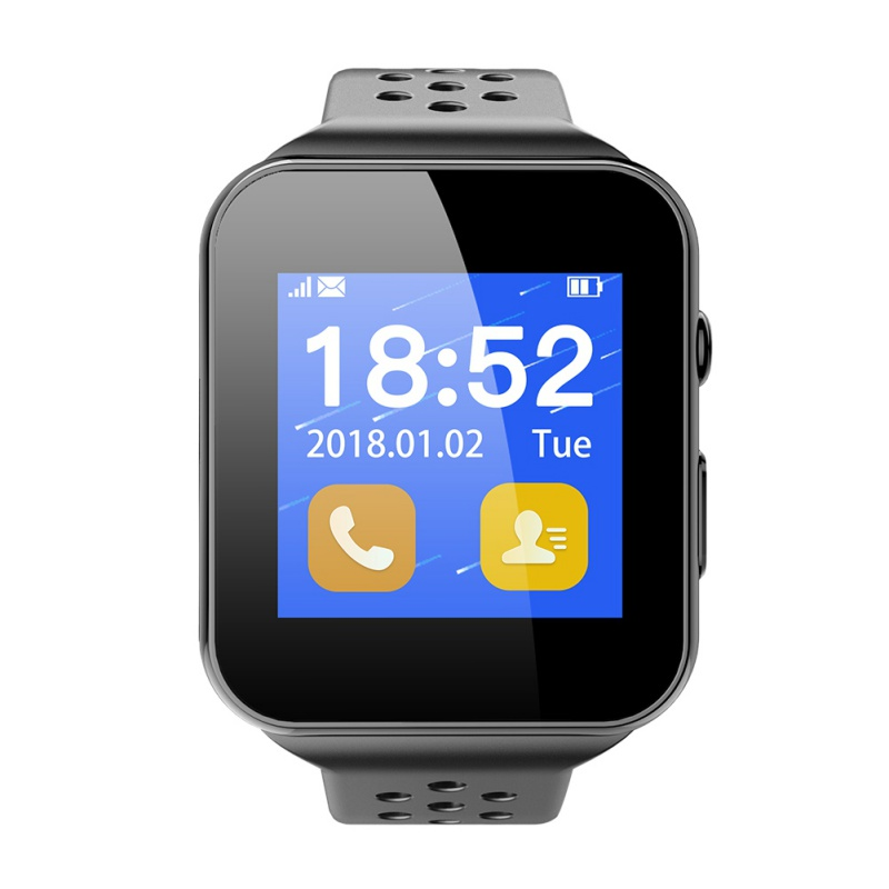 Men Wristwatch Bluetooth Smart Watch Sport Pedometer Smartwatch For Android Smartphone