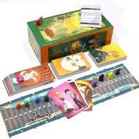 2019 englisch version dixit 1 2 3 4 5 6 7 bord spiel holz bunny educational kinder spielzeug für familie aktivitäten karten spiel