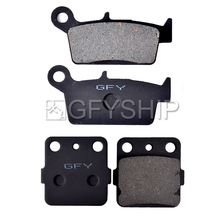 цена на Motorcycle For HONDA CR80 RBY 1992 1993 1994 1995 1996 - 2000 2001 2002 CR 80 RBY Motorcycle Front Rear Brake Pads Brake Disks