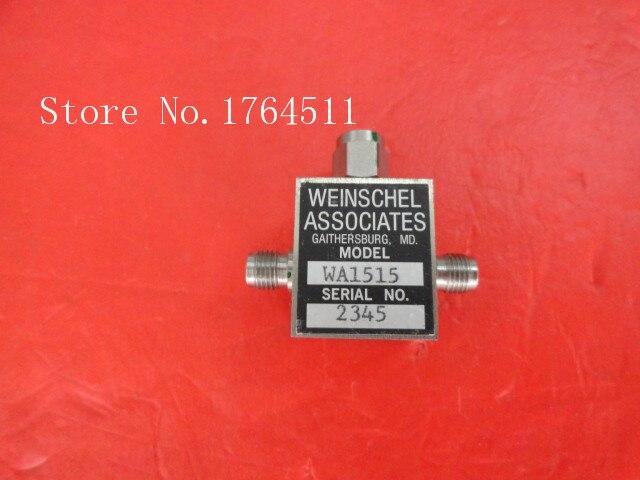 [BELLA] WEINSCHEL WA1515 DC-18GHz A Two Supply Power Divider SMA