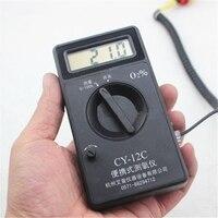 Концентрация кислорода метр кислорода Содержание метр тестер Кислорода детектор O2 тестер cy 12c цифровой анализатор кислорода 0 5% 0 25% 0 100%