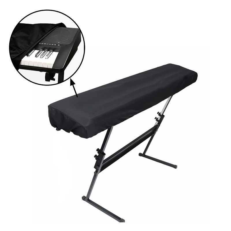 hot 61 keys electronic piano cover piano dustproof lamination piano keyboard dust cleaning sheet. Black Bedroom Furniture Sets. Home Design Ideas