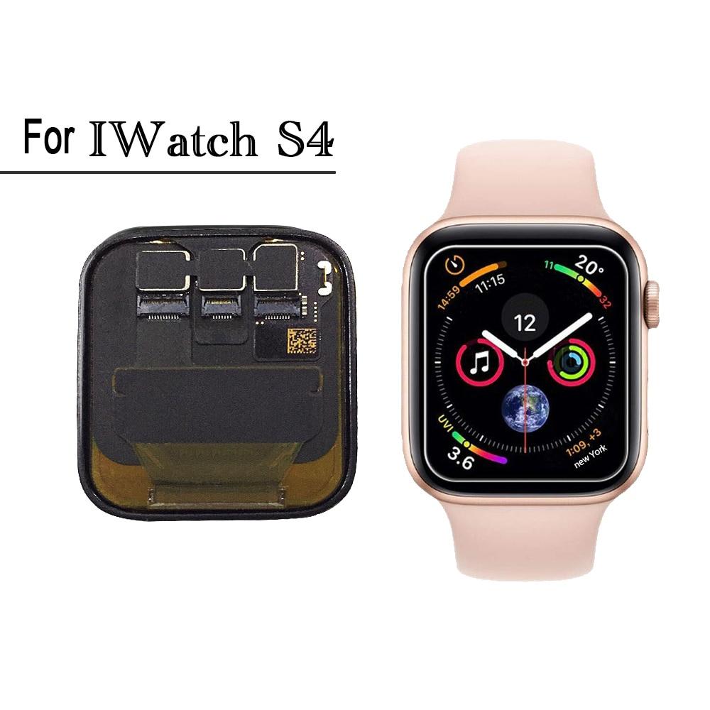 D'origine GPS + Cellulaire Pour Apple Montre Série 4 LCD ensemble numériseur à écran tactile Pour Montre Série 4 LCD Série S4 Pantalla