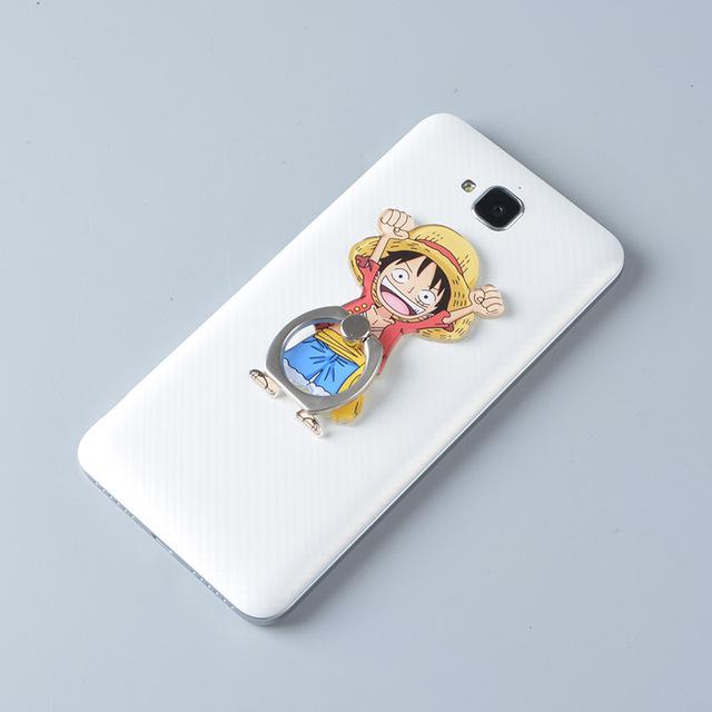 One Piece Anillos para Celular (28 Tipos)