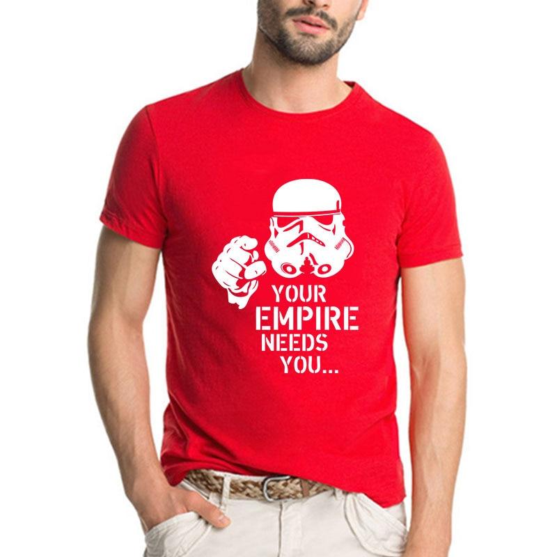 Star Wars Camiseta para Hombre dUEe3fr