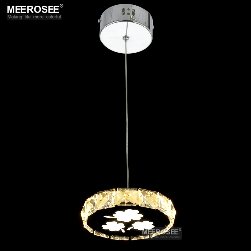 Small Chandelier Lights Round Modern LED Chandeliers Light Fixture ...