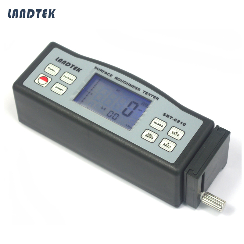 Aliexpress Buy Surface Roughness Tester Meter Ra Rz Rq Rt