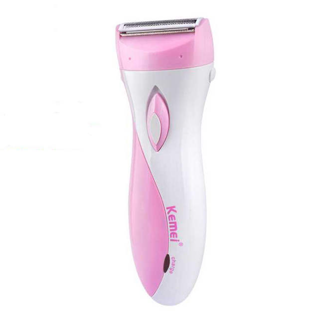e3061e514d placeholder Electric epilator women Waterproof shaver pubic hair Bikini  Underarm body lady Epilator Hair Removal cordless minitrimmer