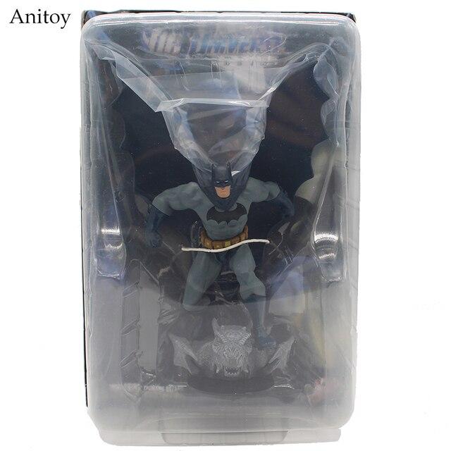 "Frete Grátis DC Comics Super Herói Batman The Dark Knight Rises PVC Action Figure Toy 8 ""20 cm KT3982"