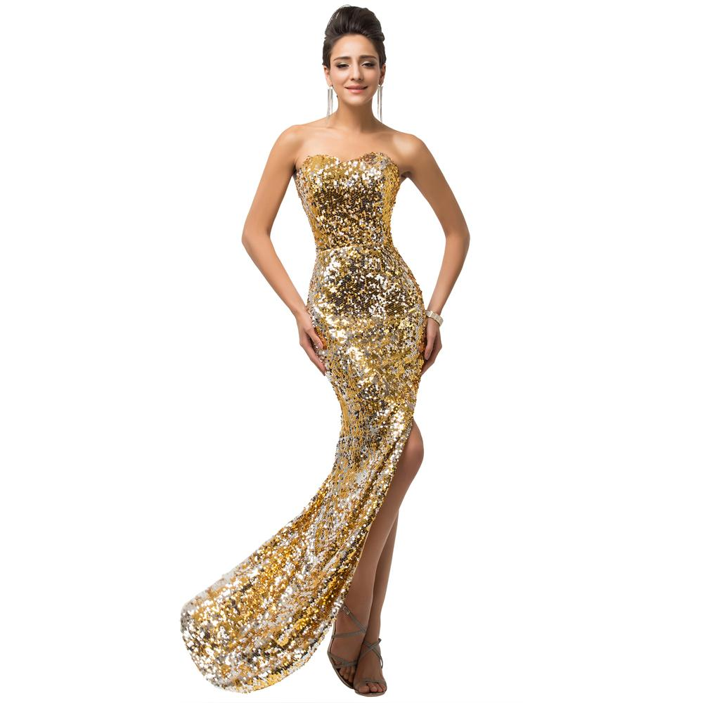 Gold strapless prom dresses photo exclusive photo