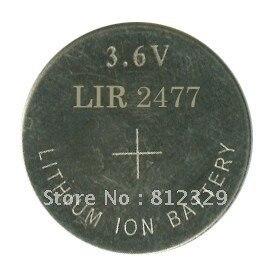 Аккумулятор 3.6 180 LIR2477