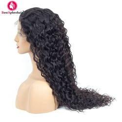 Aphro волос синтетические волосы на кружеве натуральные волосы Искусственные парики с ребенком волос натуральный волос предварительно